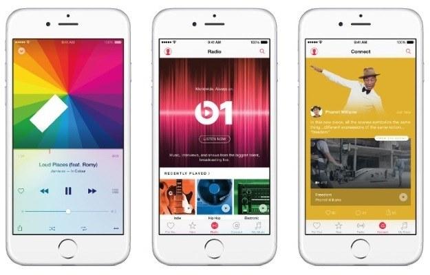 Apple Music /materiały prasowe