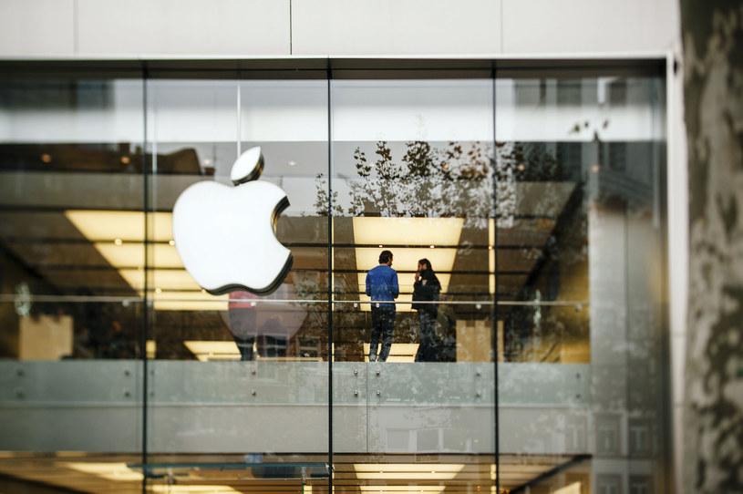 Apple najbardziej wartościową firmą /123RF/PICSEL