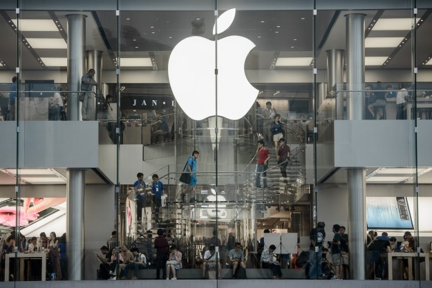 Apple najlepszy pod choinkę? /AFP