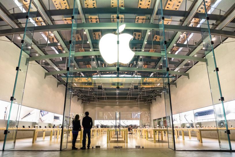 Apple notuje straty w ciągu ostatnich dwóch kwartałów /123RF/PICSEL