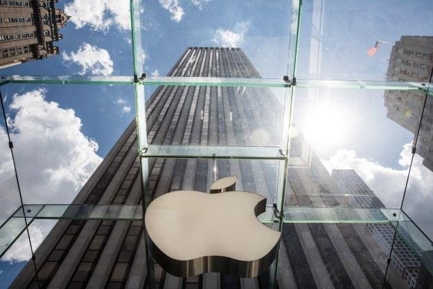Apple ostro rywalizuje z Google w USA /AFP