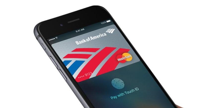Apple Pay - usługa nadal nie dostępna oficjalnie w Polsce /materiały prasowe