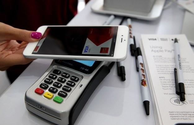 Apple Pay /AFP
