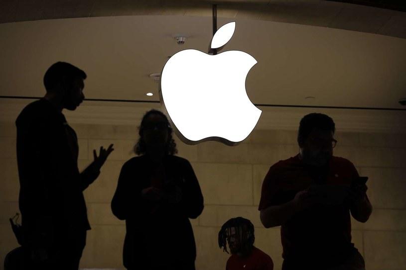 Apple pierwszym poszkodowanym w związku z chińskimi taryfami /AFP