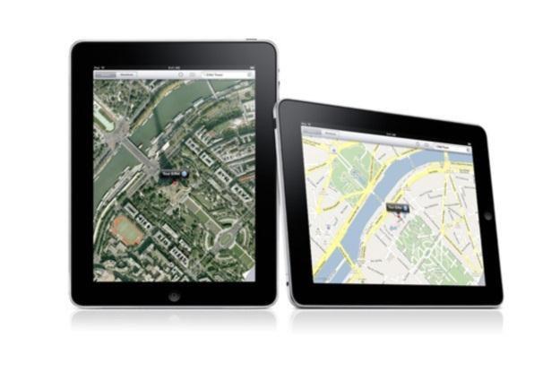 Apple pożegna się z Google Maps i zainwestuje we własne mapy /materiały prasowe