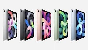 Apple prezentuje nowe iPady