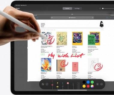 Apple prezentuje nowego iPada Pro