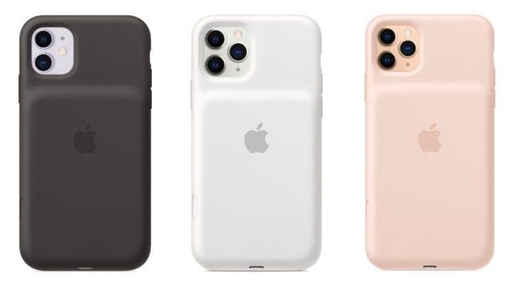 Apple Smart Battery Case /materiały prasowe