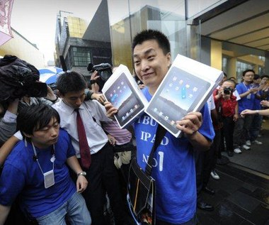Apple traci prawa do nazwy iPad w Chinach