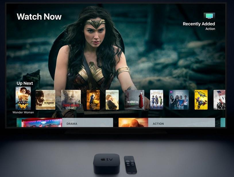 Apple TV 4K /materiały prasowe