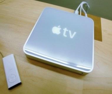 Apple TV - telewizja według Apple