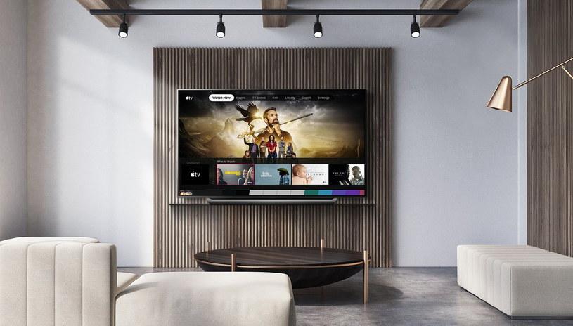 Apple TV+ trafiło na starsze telewizory LG /materiały prasowe