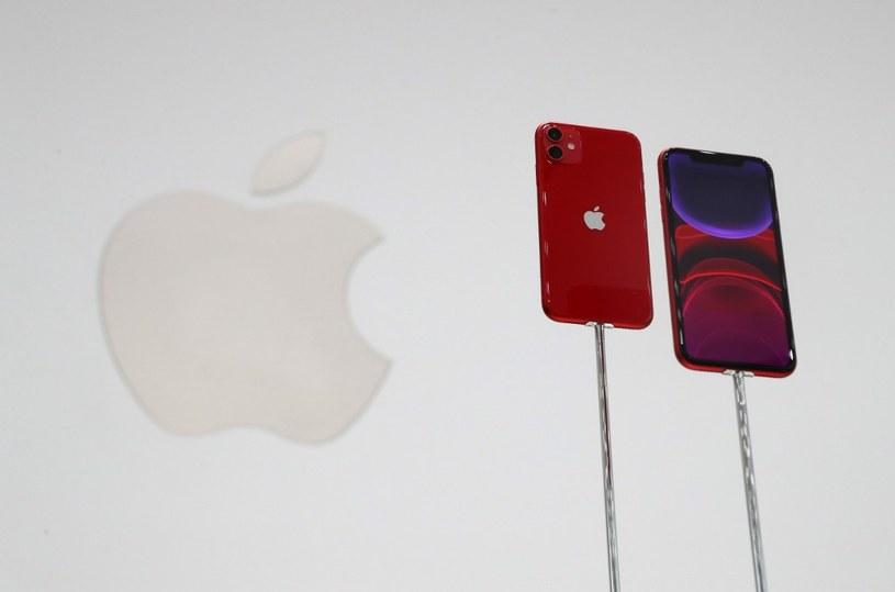 Apple udostępnia nową aktualizację dla iPhone'ów /AFP
