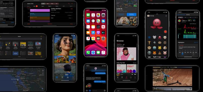Apple udostępniło iOS 16 /materiały prasowe