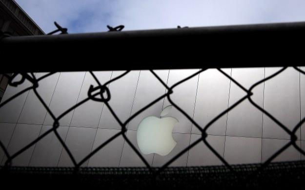 Apple walczy ze złodziejami smartfonów /AFP