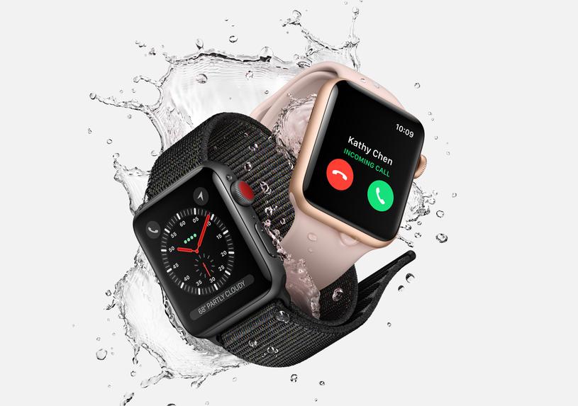 Apple Watch Series 3 /materiały prasowe