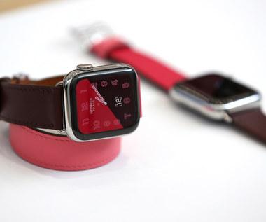 Apple Watch Series 4 kolejny raz poprawnie zadziałał przy upadku użytkownika