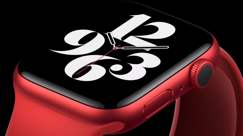 Apple Watch Series 6 /materiały prasowe