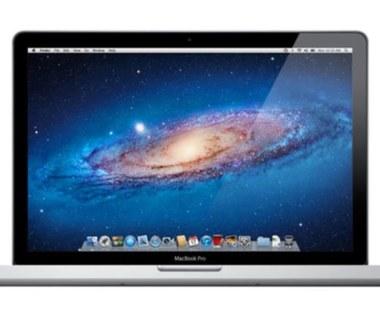 Apple wycofa ze sprzedaży 13-calowego MacBooka Pro bez ekranu Retina