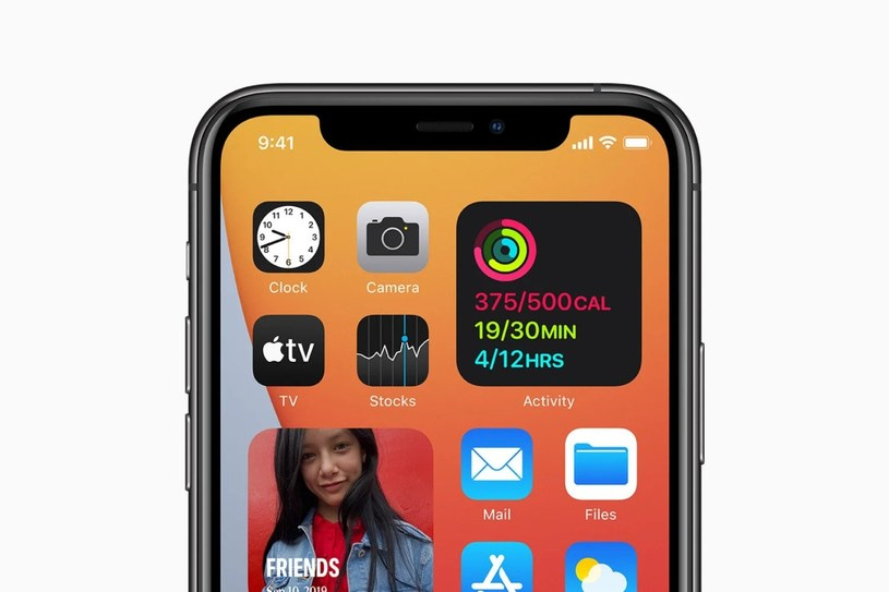 Apple wydaje iOS 14 /materiały prasowe