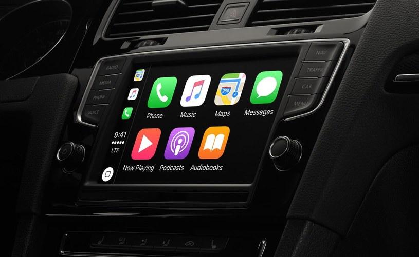 Apple zajmie się oprogramowaniem do autonomicznych samochodów /materiały prasowe