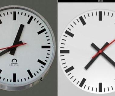 Apple zapłaci szwajcarskim kolejom za zegar z iOS 6