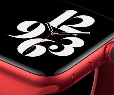 Apple zaprezentowało Watch Series 6 i Watch SE