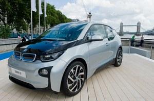 Apple zbuduje samochód na bazie BMW i3?