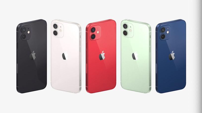Apple zmienia design swoich flagowych smartfonów /materiały prasowe