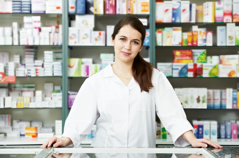 Apteka nie będzie już sklepem z lekami, ale punktem konsultacyjnym /Dmitry Kalinovsky /123RF/PICSEL