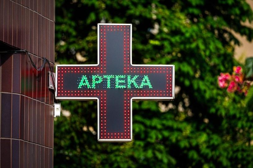 Apteka; zdj. ilustracyjne / Arkadiusz Ziolek /East News