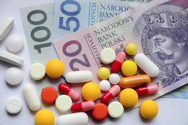 Apteki zamawiają mniej leków /fot. Włodzimierz Wasyluk /Reporter