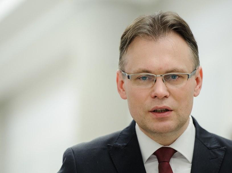 Arakadiusz Mularczyk /Rafal Oleksiewicz /Reporter