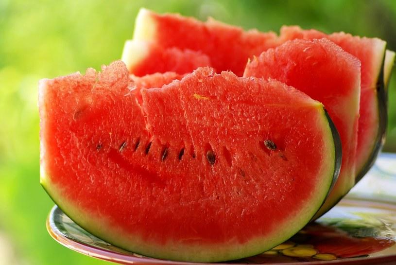 Arbuz to owoc wskazany dla osób będących na diecie /123RF/PICSEL