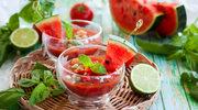 Arbuzowe gazpacho z miętą