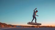 ArcaBoard - latająca deska z przyszłości