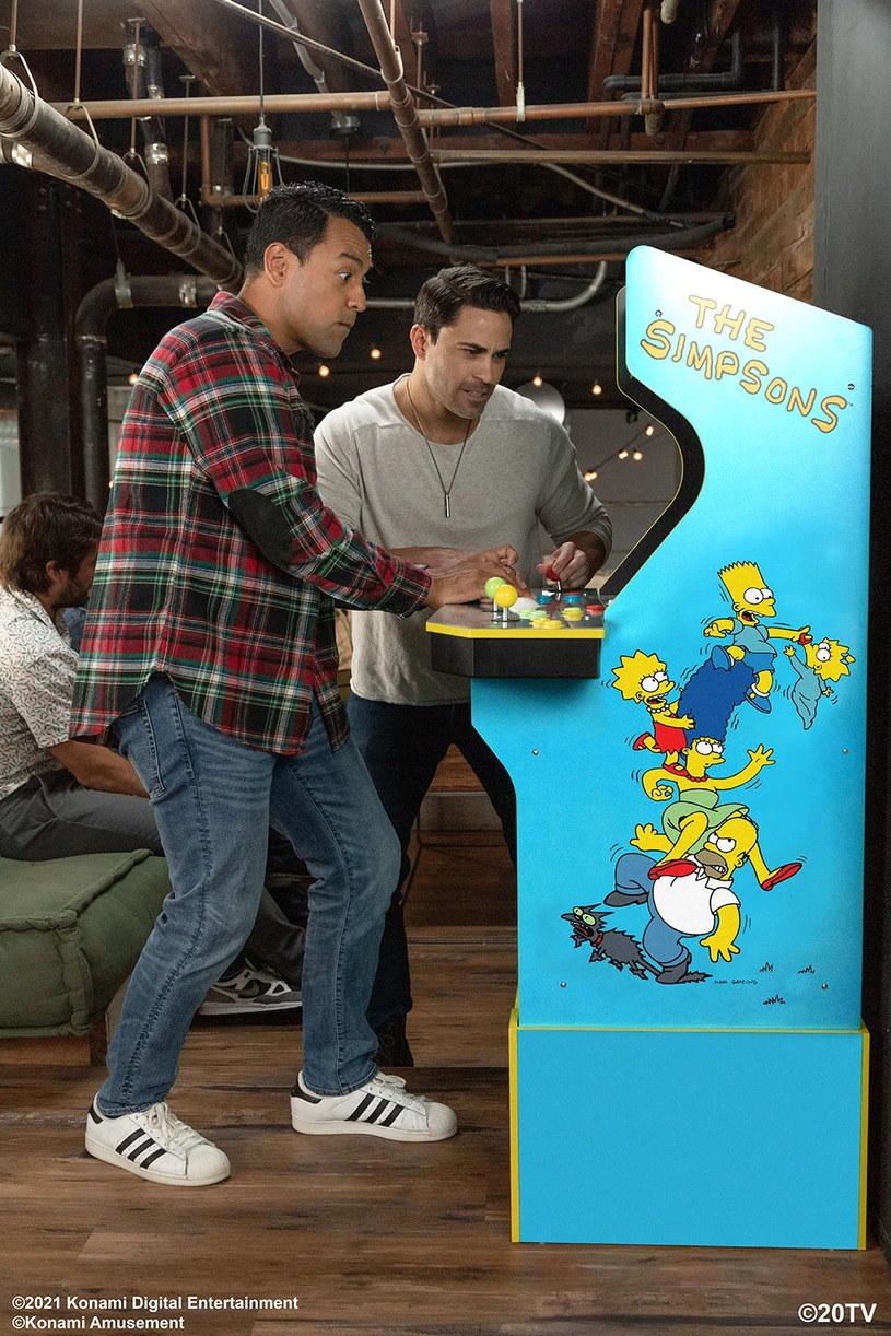 Arcade1Up The Simpsons /materiały prasowe