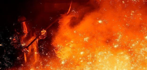 ArcelorMittal Poland zatrudnia ok. 12 tysięcy osób /AFP
