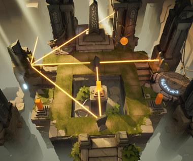 Archaica: The Path of Light - polska gra logiczna zmierza na nowe platformy