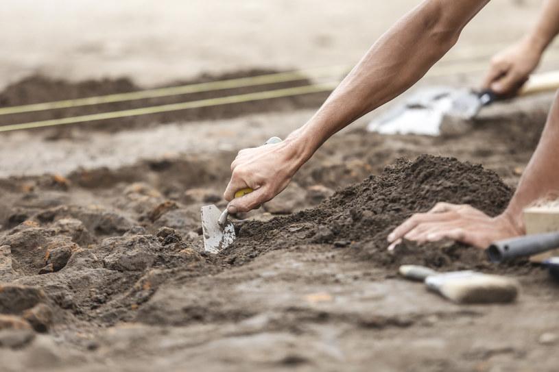 Archeolodzy odkryli najbogatszy pradziejowy grób z terenu Polski na wschód od Wisły. Zdjęcie ilustracyjne /Krzysztof Kapica/Polska Press /East News