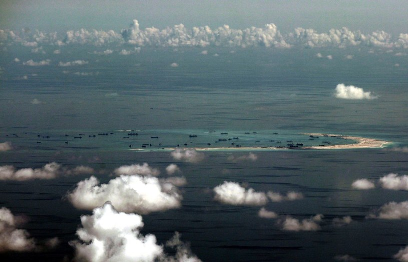 Archipelag Spratly /AFP