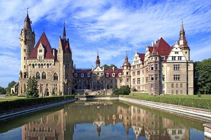 Architekt tego miejsca musiał mieć niezłą wyobraźnię, żeby to wszystko zaprojektować /Marek Maruszak /Agencja FORUM