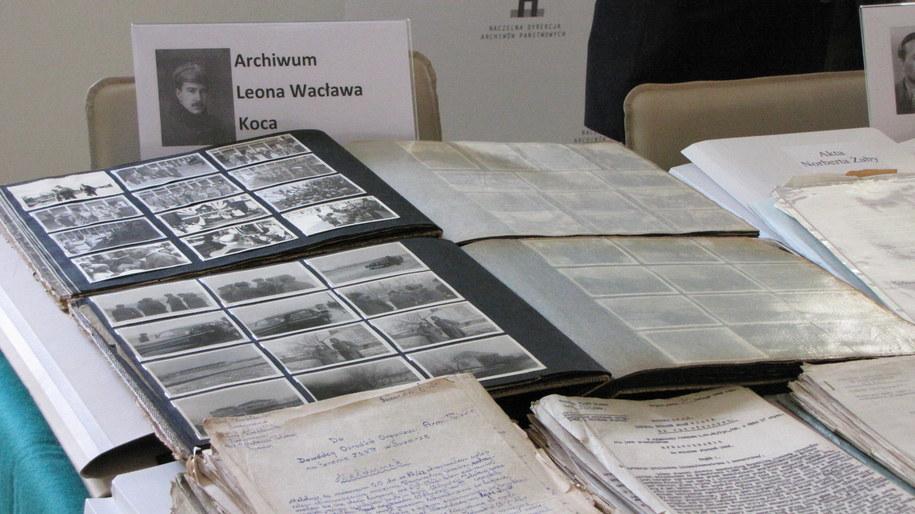 Archiwa Państwowe umieściły dziś w sieci dziesiątki tysięcy stron dokumentów ministerstw polskiego gabinetu na uchodźstwie /Konrad Piasecki /RMF FM