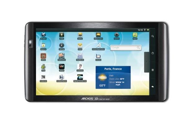 Archos 10.1 Internet Tablet /materiały prasowe