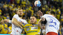 Arciom Karalok: To był ciężki mecz. Wideo