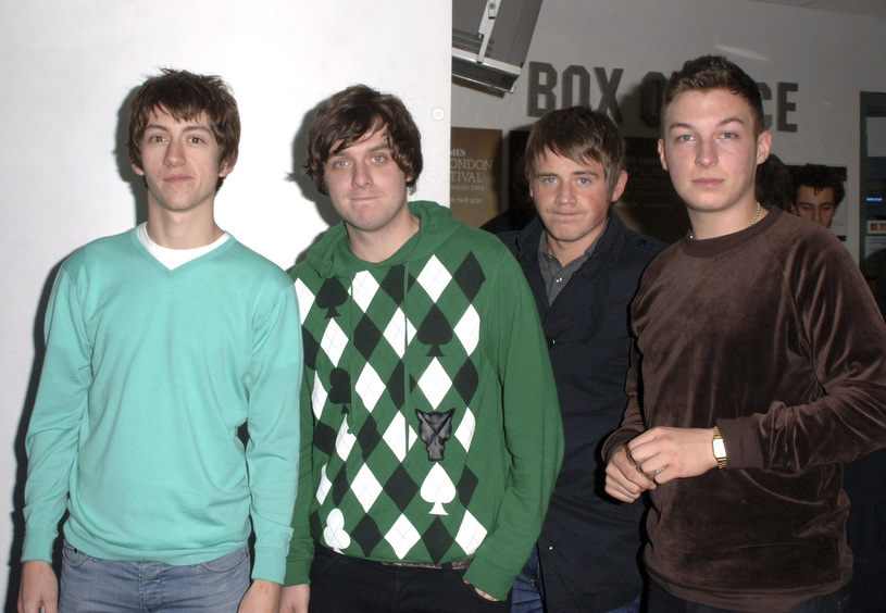Arctic Monkeys w 2006 roku /Stuart C. Wilson /Getty Images
