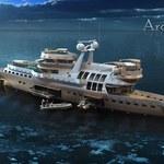 Arctic Owl – luksusowy okręt badawczy