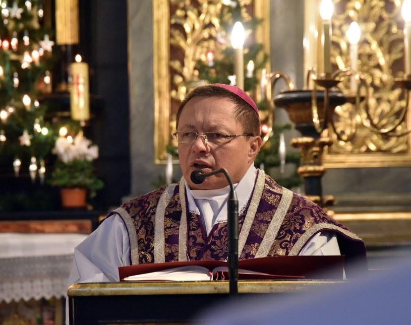 Arcybiskup Grzegorz Ryś /Artur Barbarowski /East News