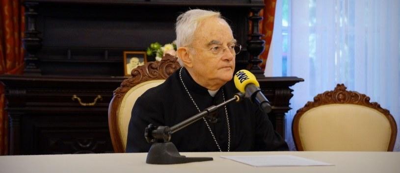 Arcybiskup Hoser /RMF FM