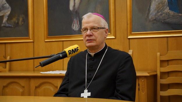 Arcybiskup Józef Michalik /RMF